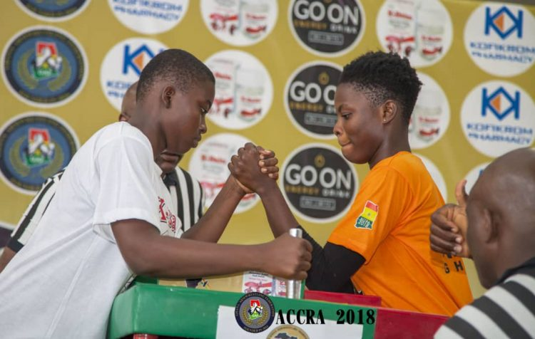 Africa Armwrestling to organize first ever virtual training for referees and coaches