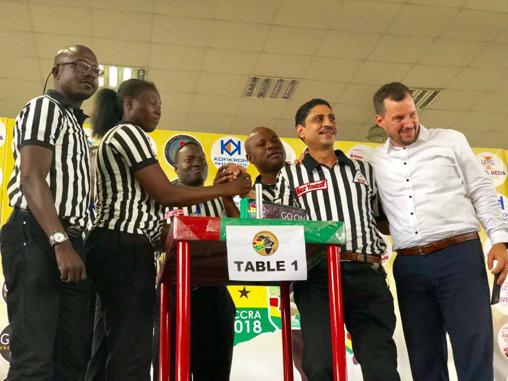 National Armwrestling