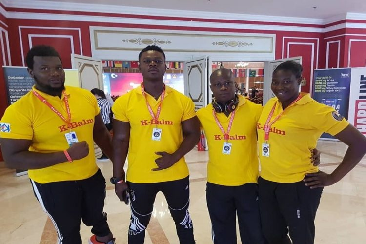 COVID-19: Africa Armwrestling Championship Suspended