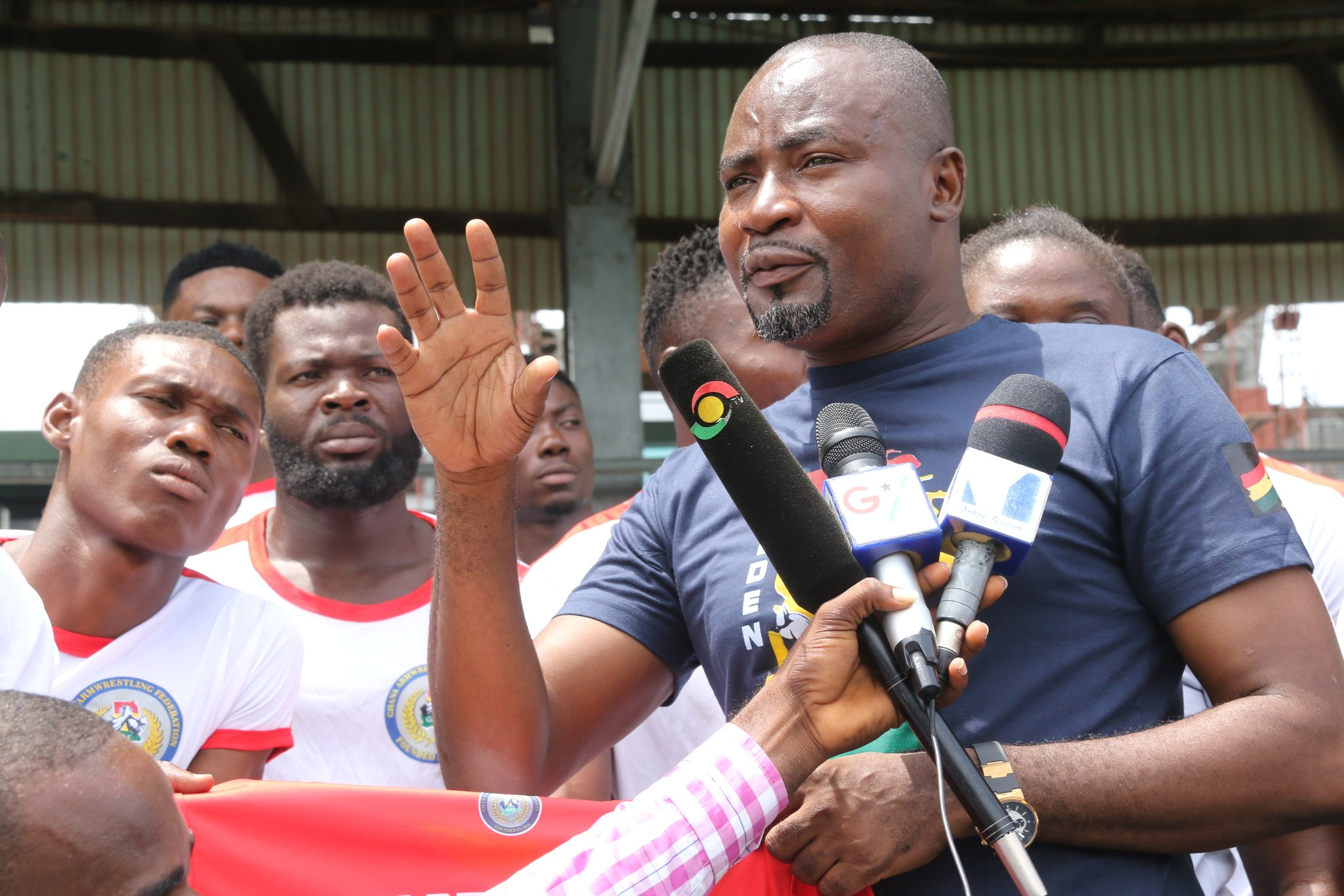 Ghana Armwrestling Federation to Engage Stakeholders on Thursday