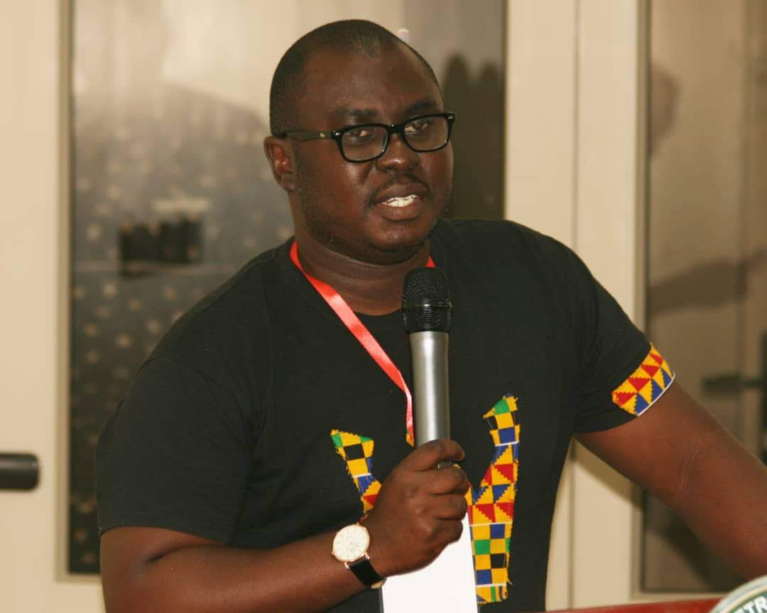 Kenneth Odeng Adade chairs Africa Armwrestling Media Committee